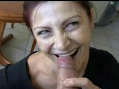 Mature Mom Picked up on Street