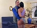Horny Dad Fucking Shy Girl