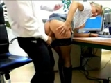 Fuck at the Office Video with Sexy German Secretary and Boss