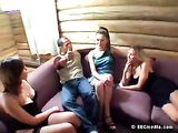 Three russian lesbians