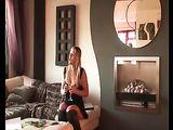 Echte Escort Porn Video heiße Blonde Mädchen gefallen ihr Client